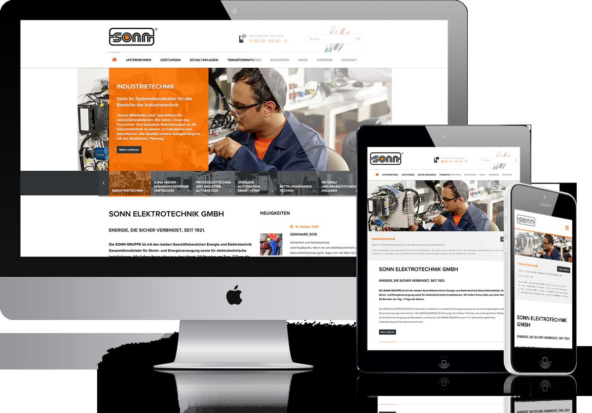 Responsive Design - Webentwicklung